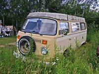 volkswagon minivan