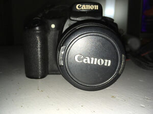 CANNON EOS 20D with camera bag London Ontario image 1