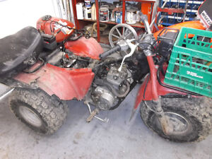 Experienced Service For All Honda ATV'S Moose Jaw Regina Area image 4