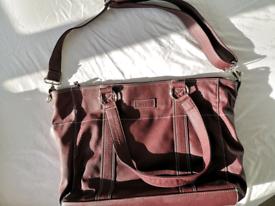 Mia tui changing/ travel bag