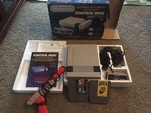 Looking for old Nintendo games and systems