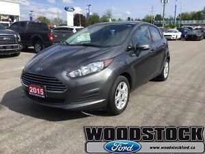 2015 Ford Fiesta SE  200A, 1.6L ENGINE, SYNC VOICE ACTIVATED SYS