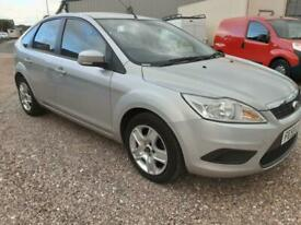 Ford Focus style 1.6 petrol manual 2010