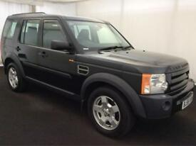 Land Rover Discovery 3 3 Tdv6 S Seven Seats DIESEL MANUAL 2005/55