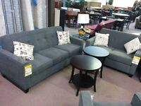 BRAND NEW CANADIAN MADE SOFA AVAILABLE IN 400 FABRIC COLOURS