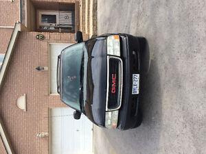 2003 GMC Jimmy Hatchback