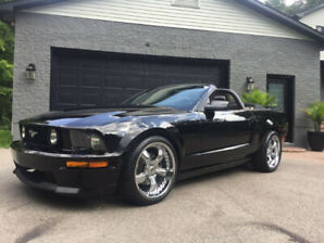 2008 Mustang GT convertible - Must Sell - Negotiable
