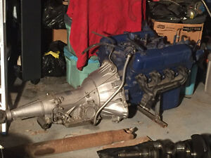 Ford Powertrain for classic car/truck