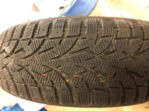 Two Toyo Winter Tires  175 65 R15