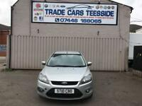 2010 10 Ford Focus 1.6TDCi Zetec *BARGAIN £1995*