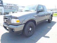 2010 FORD Ranger 2WD Super Cab XLT, AUTOMATIQUE, SPORT