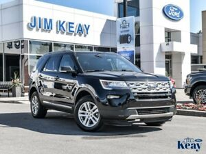 2019 Ford Explorer XLT  -  Bluetooth