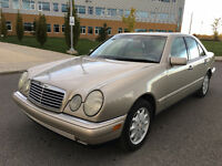 1998 Mercedes-Benz E320 4MATIC, IMPECCABLE, 1 PROPRIO