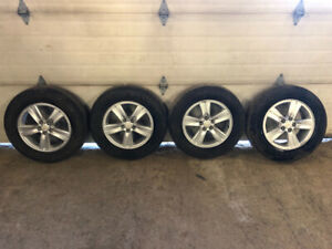 Chevrolet Trax Tires and Rims