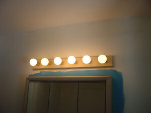 Bathroom  vanity  light