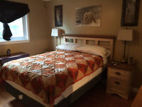 OPG WORKERS: Bowmanville Large Furnished Bedroom Available
