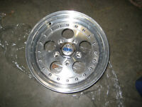 Cragar 14x7 Brand New Rare Vintage Rims with Caps - Two
