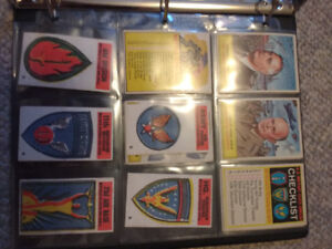 1966 Topps Battle (WW2) set
