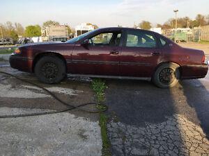 Chevrolet Impala - 2004