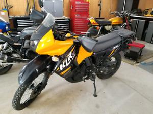 2013 KLR650 Trade