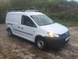 Volkswagen Caddy Maxi 1.6TDI ( 102PS ) twin sliding doors, a/c roof rack