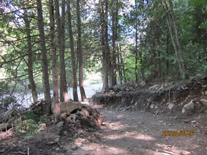 Wakefield 4 acre lot for sale.