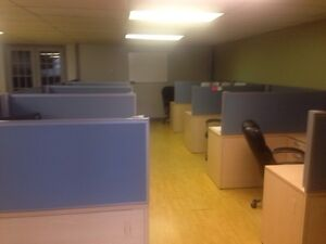 Furnished Office Space in central St. John's