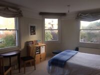 Spacious room available for 3 months in St John's Wood
