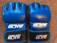 MMA DREAM ELITE GLOVES - RARE!!!'