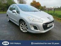 2012 12 PEUGEOT 308 1.6 E-HDI ACTIVE 5DR DIESEL LOW MILLAGE FOCUS ASTRA MEGANE
