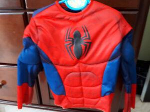 Chandail costume Spiderman