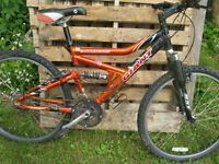 Giant Boulder DS Mountain Bike