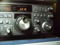 YAESU FRG-7700 HF RECEIVER WITH MEMERY UNIT FITTED