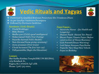 Vedic Rituals and Yagyas