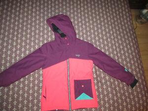 Manteau d'hiver pour enfant de marque orage