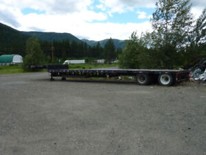 48 ft. step deck trailer