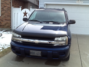 2003 Chevrolet Trailblazer SUV safety an e tested