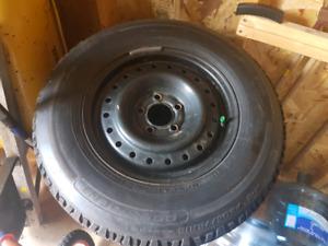 President 205/75R15 winter tires