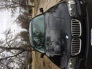 2009 BMW X3 Black SUV, Crossover