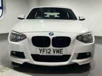 2012 BMW 1 Series 125d M Sport 5dr HATCHBACK Diesel Manual