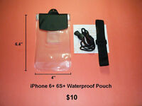 iPhone 6+ 6S+ Waterproof Pouch