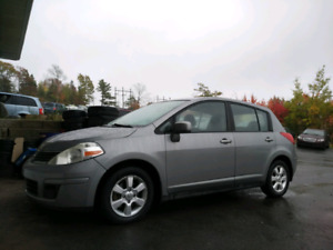2007 Nissan Versa.  Auto.  A/C.  Bluetooth connection