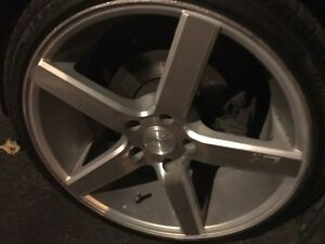 "20"" rims niche  Cambridge Kitchener Area image 5"