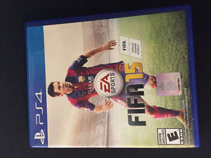 FIFA 15 For The PS4 London Ontario image 1