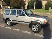 2001 Y Jeep Cherokee 2.5 TD Turbo Diesel 60th Anniversary 4x4 5 Speed Manual