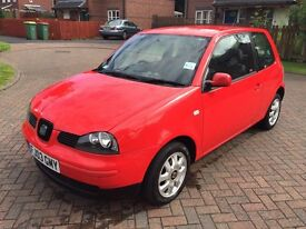 2003 - Seat Arosa 1.4 TDI Turbo Diesel - SUPER CHEAP - ONLY £30 1 Year Tax