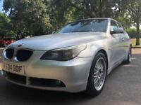 BMW 530d 3.0TD auto 2004my ONE OWNER FROM NEW..... (PX WELCOME)☎️07772125703☎️
