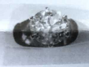 Early Modern Brilliant Cut Diamond 1.2 ct in 14 KT yellow gold London Ontario image 4