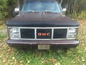 1985 Chevy pickup parts