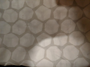 Ikea semi sheer curtains